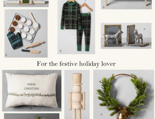 gifts for kids, gifts for holiday, joanna gaines, target, hearth and hand
