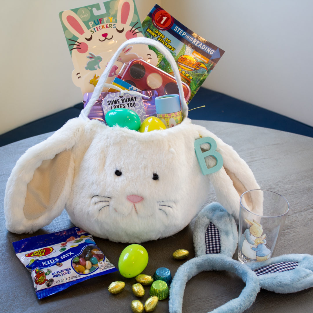 Kids laureen loves easter basket ideas toddlers negle Images