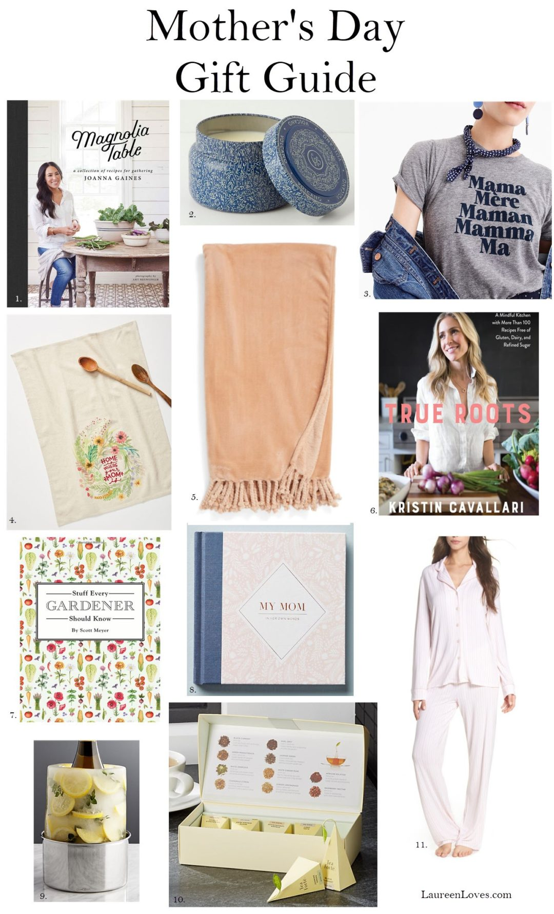 Gift picks for mom laureen loves gifts for mom mothers day mothers day negle Image collections