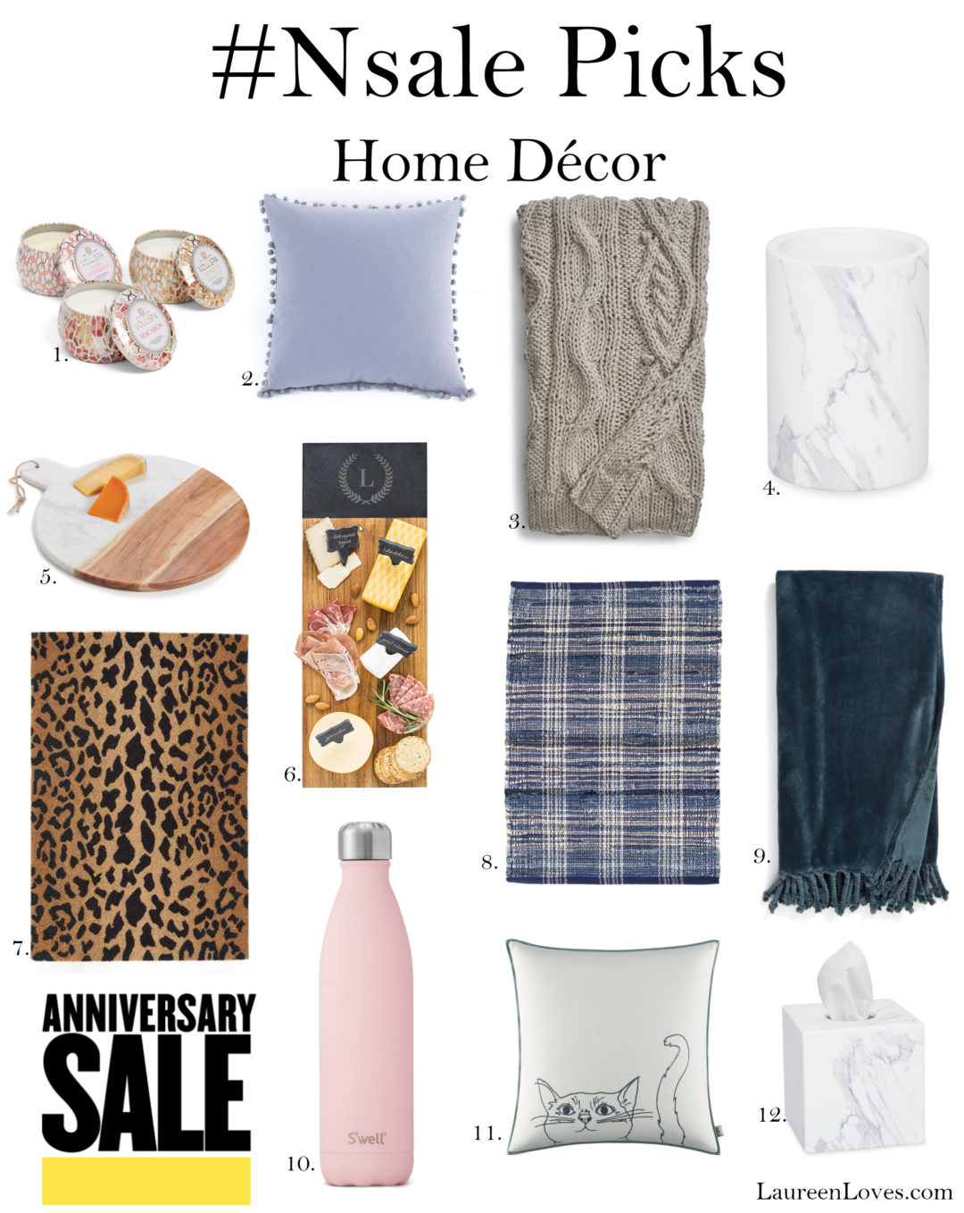 Home Accessories, #nsale, Nordstrom Anniversary Sale Home Decor